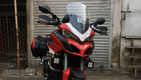2016 Ducati Multistrada 1200 S long term review: The crash