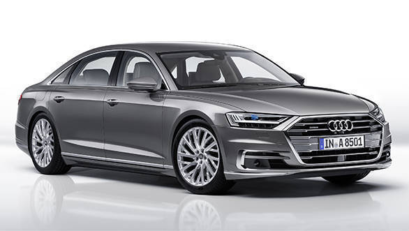 Audi India S First Launch In 2019 To Be Flagship A8 Sedan Overdrive