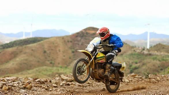 2017 Dakshin Dare Day 3 Motorcycle