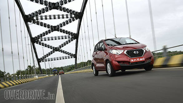 2017 Datsun Redi-Go 1.0 first drive review