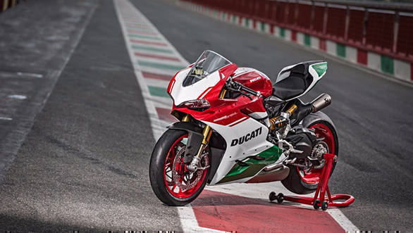 The Ducati 1299 Panigale R Final Edition is here!