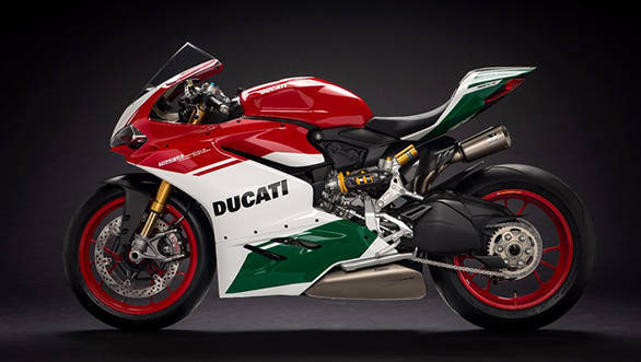 Image gallery: Ducati 1299 Panigale R Final Edition