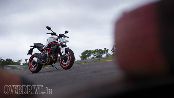 2017 Ducati Monster 797 Beauty static