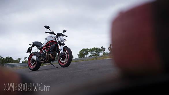 2017 Ducati Monster 797 Beauty static