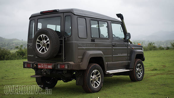 2017 Force Gurkha Xplorer-13