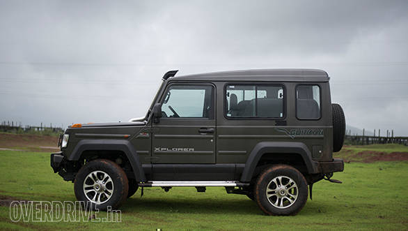 2017 Force Gurkha Xplorer-17