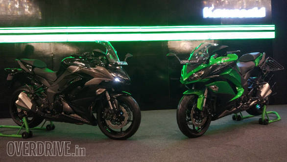 Kawasaki Ninja 1000 gets 2 new colour options in India