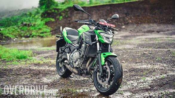 2017 Kawasaki Z650-24