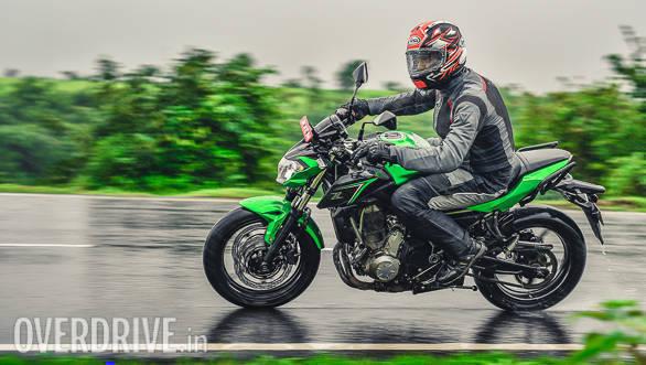 2017 Kawasaki Z650-85