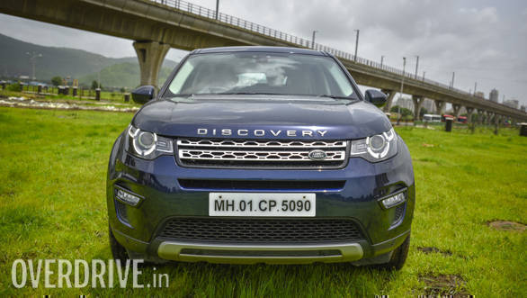 2017 Landrover Discovery Sport  (2)