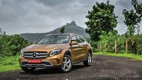 2017 Mercedes-Benz GLA 220d road test review