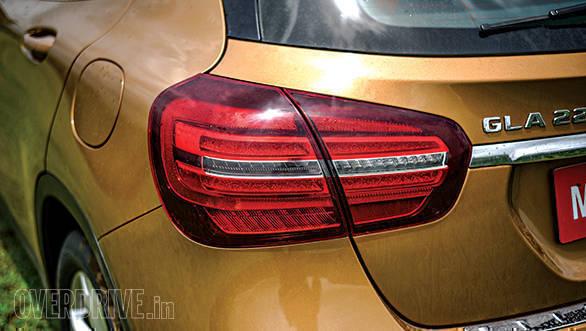 2017 Mecedes-Benz GLA 220 (5)