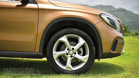 2017 Mecedes-Benz GLA 220 (6)