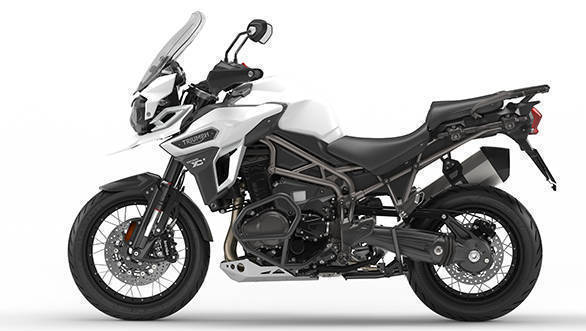 Triumph to launch Tiger Explorer in India shortly