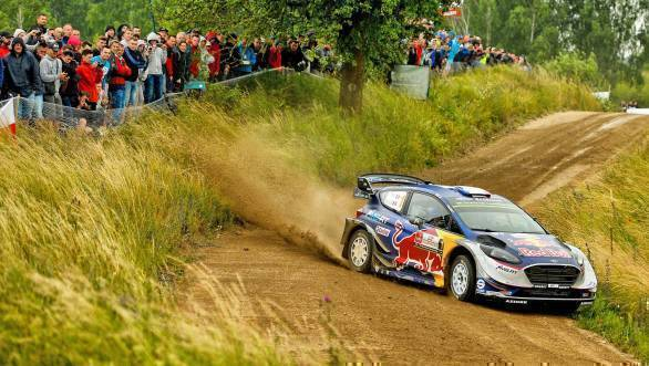 FIA WORLD RALLY CHAMPIONSHIP 2017 -WRC Poland (POL) -  WRC 29/06/2017 to 02/07/2017 - PHOTO : @World