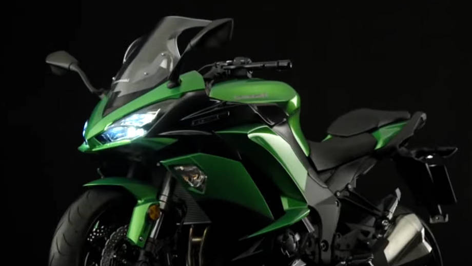2017 Kawasaki Ninja 1000 launched in India