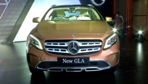 2017 Mercedes-Benz GLA features and specifications