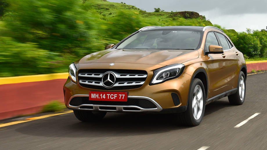 2017 Mercedes-Benz GLA road test review | Details and specifications