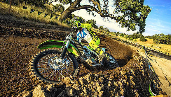 2018 Kawasaki KX250F launched in India at Rs 7.52 lakh