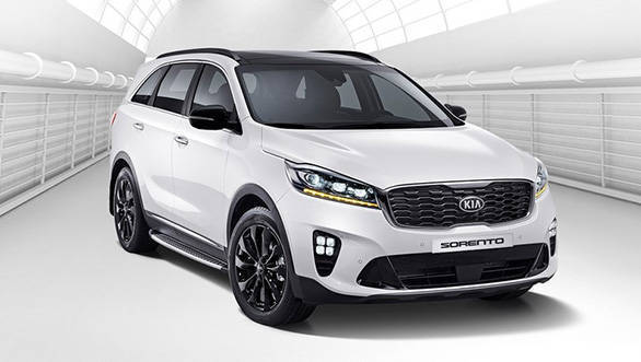 Facelifted Kia Sorento launched in South Korea