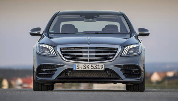 Mercedes-Benz S-Klasse, S 500, W 222, 2017 / PVS S–Klasse Zuerich 2017