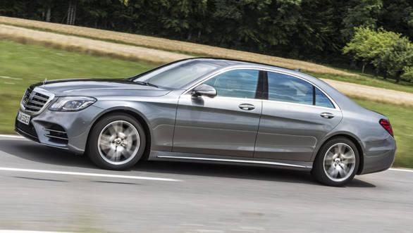2018 Mercedes-Benz S 500 (2)