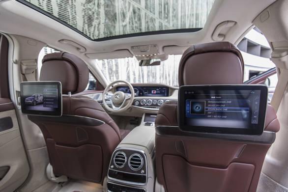 Mercedes-Benz S-Klasse, S 400 d 4MATIC, W 222, 2017/ PFV S–Klasse Zuerich 2017
