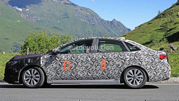 Spied: 2018 Buick Excelle GT caught testing