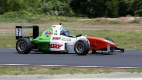 2017 MRF NRC: Anindith Reddy wins first FF1600 at Round 3