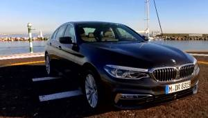 2017 BMW 5 Series launched in India
