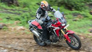 2017 Honda CRF1000L Africa Twin first ride review