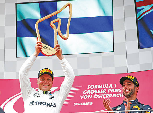 Our championship favourite is a certain Finnish driver, who is steadily toiling away in the background. Valtteri Bottas is a future world champion.