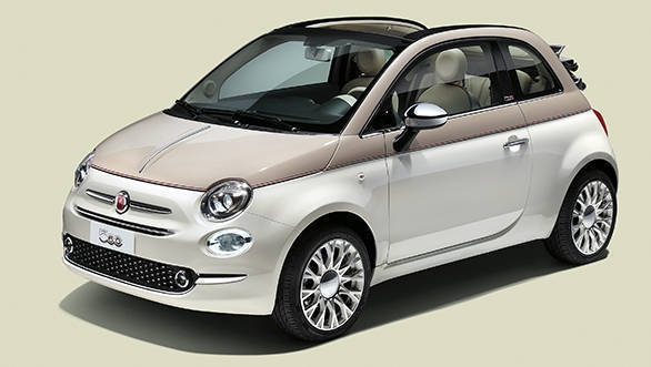 Fiat 500's 60th anniversary celebrated with limited edition stamps