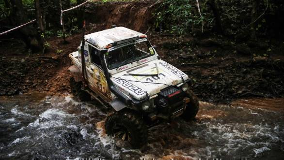2017 RFC India: Gurmeet Virdi and Kirpal Tung retain lead after Day 4