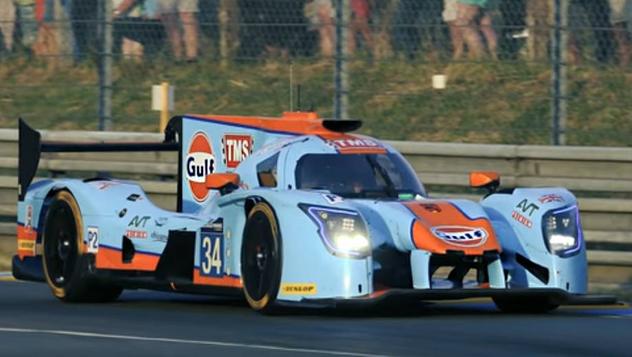 Special feature: Gulf Oil's 50 years at the 24 Hours of Le Mans