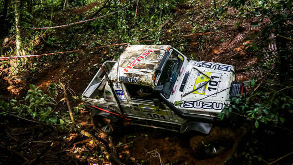 2017 RFC India: Gurmeet Virdi and Kirpal Singh Tung lead after a tough Day 1