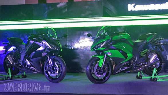 2017 Kawasaki Ninja 1000 launched in India at Rs 9.98 lakh