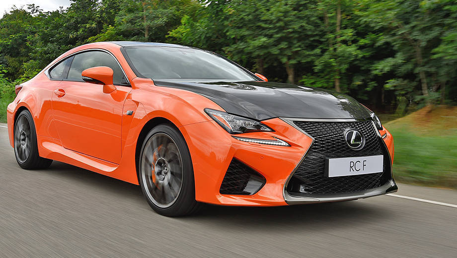 Lexus RC F - Exclusive First Drive Review (India)