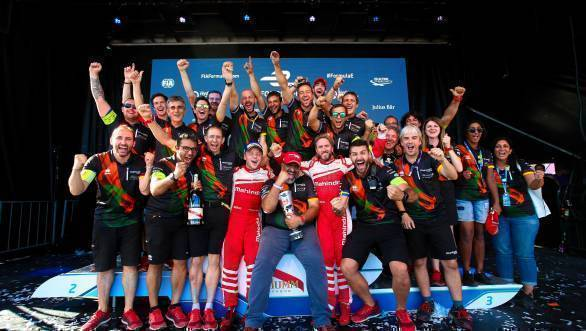 Formula E: Mahindra Racing ends Season 3 with third place in the championship