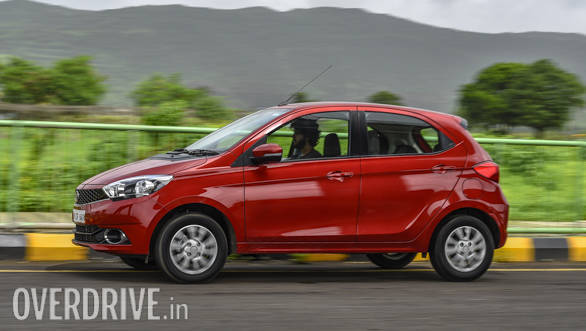 Tata Tiago AMT XTA launched in India at Rs. 4.85 lakh