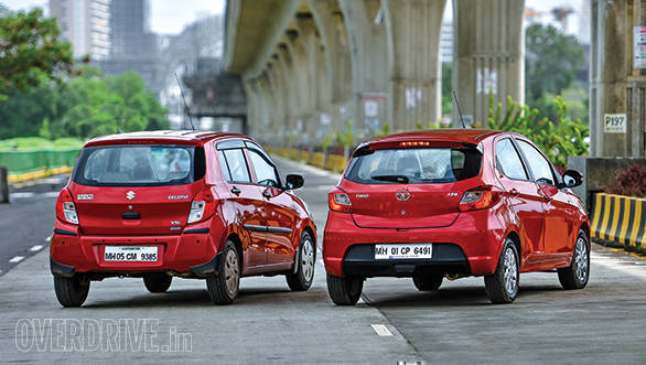Maruti Suzuki Celeri AMT vs Tata Tiago AMT (3)