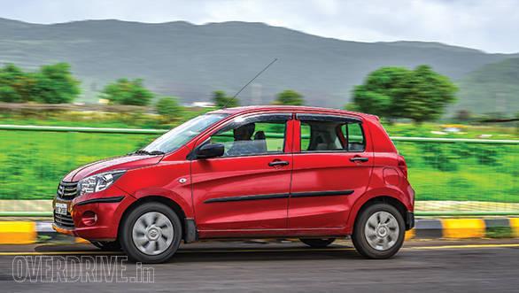 Maruti Suzuki Celeri AMT vs Tata Tiago AMT (5)