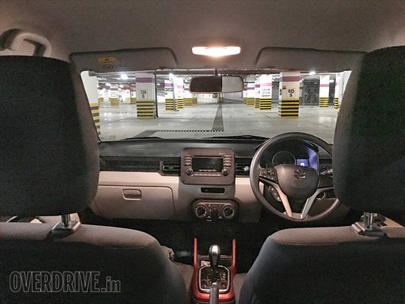 Maruti Suzuki Ignis - August 2017 Long Term (3)