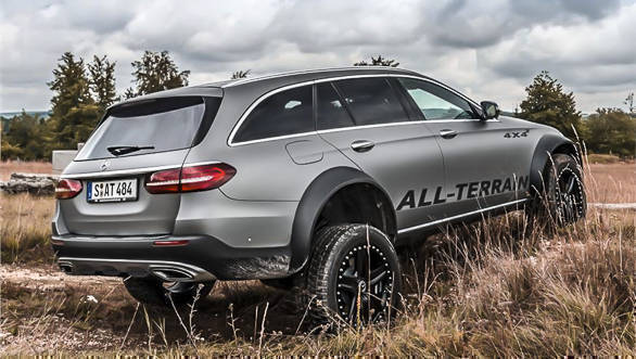 Mercedes-Benz E-Class All Terrain SUV Concept-5
