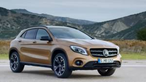 2017 Mercedes-Benz GLA launched in India