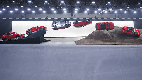 Video worth watching: Jaguar E-Pace sets new Guinness World Record