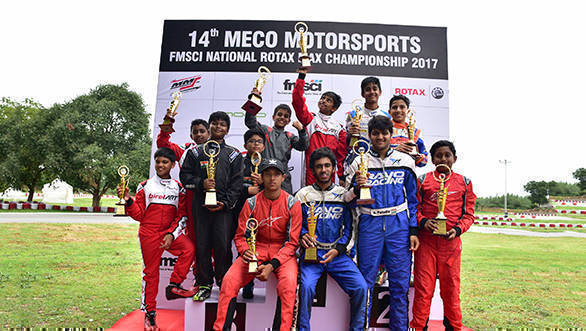 2017 FMSCI NKC: Aaroh wins Senior Max class at Round 2