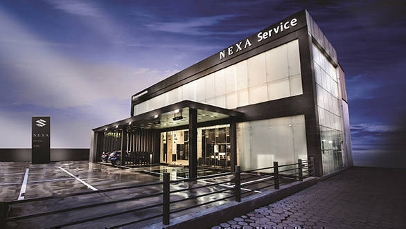 Nexa Showroom and service centre (3)