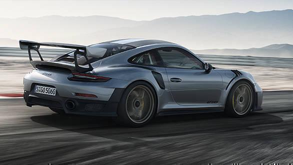 Porsche GT2 RS -1