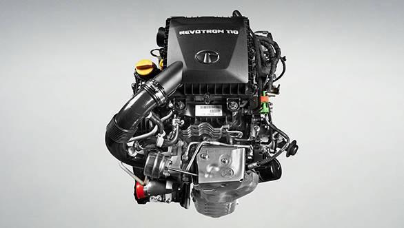 Tata Nexon Revotron petrol engine